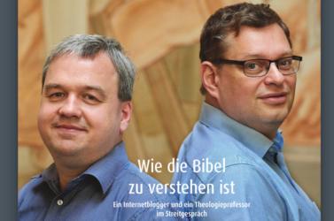 Streitgespräch um Bibelverständnis in idea Spektrum