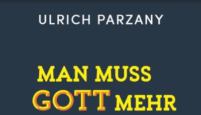 """Prof. Dr. Rolf Hille: Literaturbericht zu """"Ulrich Parzany, Man muss Gott mehr gehorchen als den Menschen. Ein Appell zum mutigen Bekenntnis"""""""