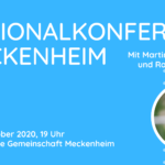 """Regionaltreffen in Meckenheim: """"Ist die ganze Bibel Gottes Wort?"""""""