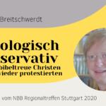 Theologisch konservativ - Warum bibeltreue Christen immer wieder protestierten