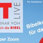 Einladung zum Online-Bibelkunde-Seminar!