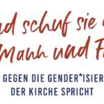 Was gegen die Genderisierung der Kirche spricht